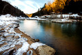 Gauley River in Winter